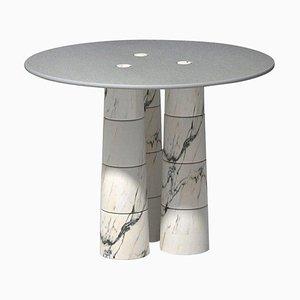 Marmor Couchtisch von Samuele Brianza