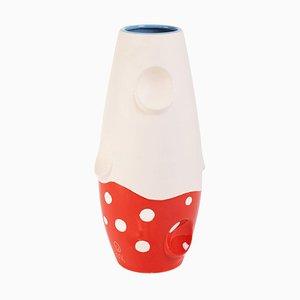 About Keramikvase Pop, Mushroom von Malwina Konopacka