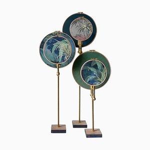 Ensemble of Three Table Lamps by Sander Bottinga for Cor, Set of 3