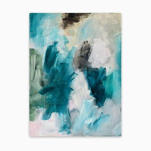 Lush, Abstract Painting, 2019