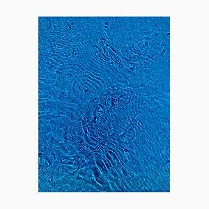 Sandra Salamonová, Blue Circle, 2021