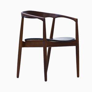 Troika Armlehnstuhl von Kai Kristiansen für Ikea