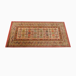 Vintage Middle Eastern Keshan Adoros Carpet