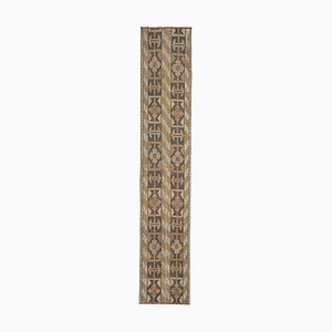 Antique Turkish Runner Carpet