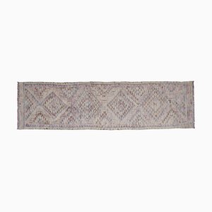 Vintage Turkish Kilim Runner Carpet