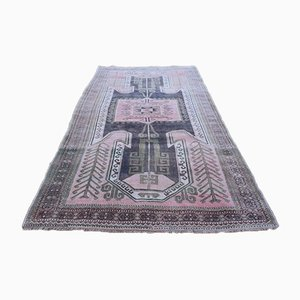 Vintage Faded Pale Runner Carpet
