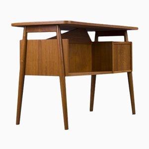 Danish Desk by Gunnar Nielsen for Tibergaard, 1960s