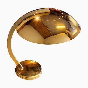 Messing Tischlampe von Egon Hillebrand für Hillebrand Lighting, 1940er