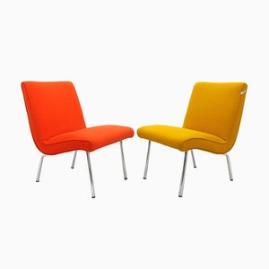 Vostra Lounge Chair by Jens Risom and Walter Knoll, Set of 2
