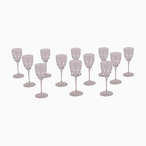 Servizio di bicchieri Saint Louis, set di 12