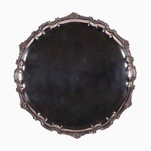 Vassoio in argento di Roberto Miracoli Milano