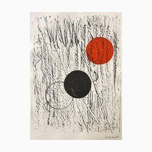 Barbara Hepworth, Sole e luna, 1969