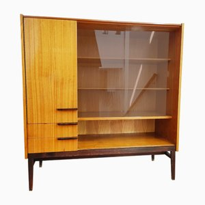 Bookcase by F. Mezulanik for UP Závody, Czechoslovakia, 1960s