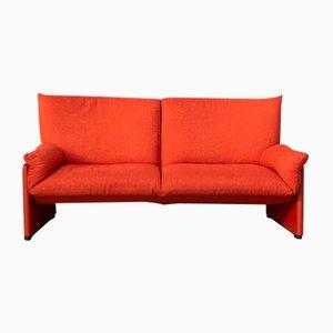 Palmaria 709 Sofa by Vico Magistretti for Cassina, 1990s