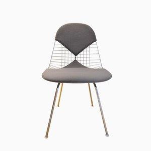 Sedia a rete Bikini di Charles & Ray Eames per Vitra