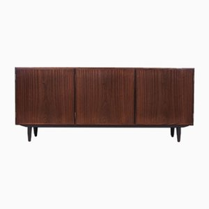 Mahogany Chest of Drawers from Omann Jun, Denmark, 1960s