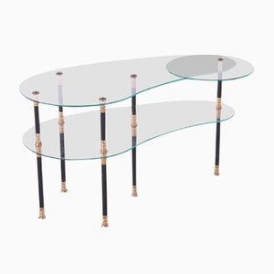 Vintage Coffee Table from Maison Jansen, France, 1960s