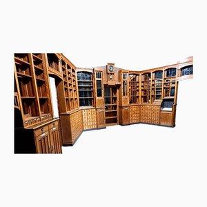 Antique Pharmacy Cabinet, 1905