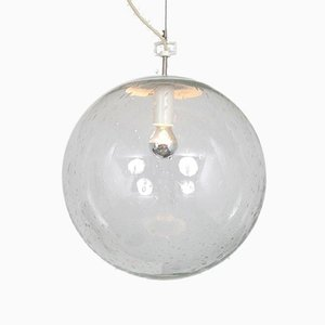 Large Globe Hanging Lamp from Raak, the Netherlands, 1960s