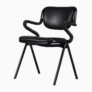Vertebra Side chair by Emilio Ambasz & Giancarlo Piretti for Castelli, Italy, 1980s