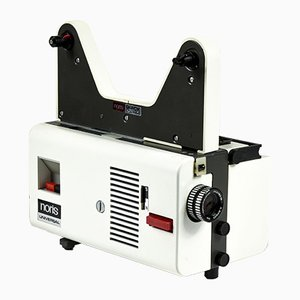 White Plastic and Metal Projector in Original Box from Noris Universal