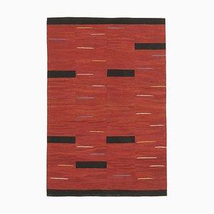 Moderner Roter Teppich von Area