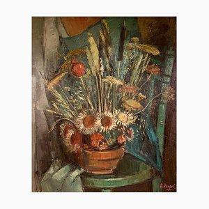 Ernest Voegeli, Bouquet d'automne, 1947