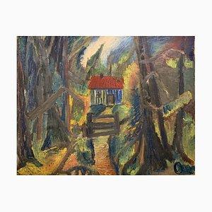 Poul Bille-Hols, La Maisonette de la Forêt, 1919