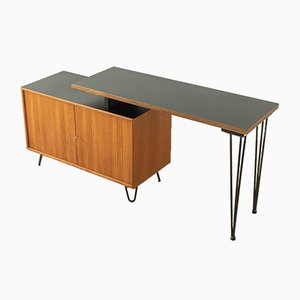 Schreibtisch von WK Möbel, 1960er