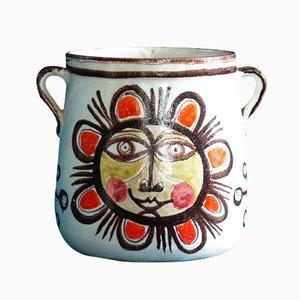 Vase oder Übertopf von Giovanni De Simone, 1950er