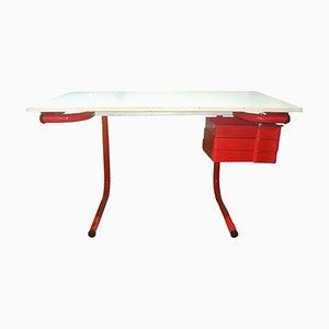 Pupil Drafting Desk by Joe Colombo for Bieffeplast, 1970s