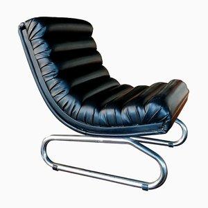 Sillón estilo Bauhaus vintage de Cassina, años 70