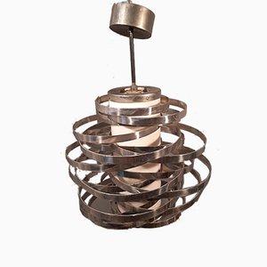 Ceiling Lamp by Max Sauze for Sciolari, 1970s
