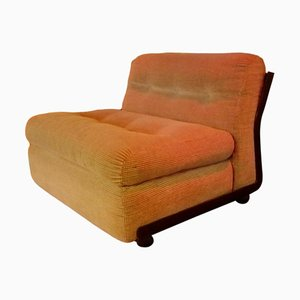 Amanta Lounge Chair or Sofa Module by Mario Bellini for B&B Italia, 1974
