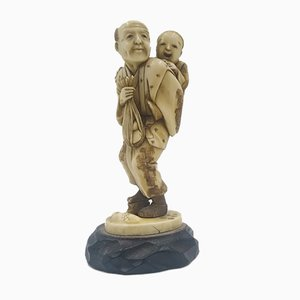 Ancient Statue of Netsuke