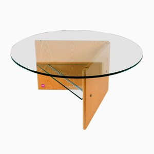 Table Basse par Giovanni Offredi pour Saporiti, Italie