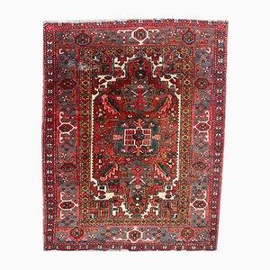 Vintage Middle Eastern Heriz Rug