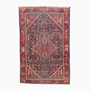 Antique Middle Eastern Mahal Rug