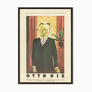 Otto Dix, Museum Villa Stuck, 1985