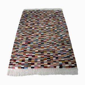 Bohemian Multicolor Berber Rug