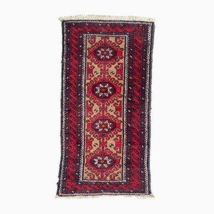 Vintage Baluch Afghan Rug, 1980s