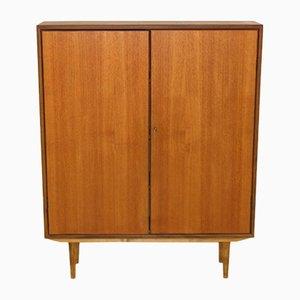 Teak Wardrobe from Fabrique Royal Board, Sweden, 1960s