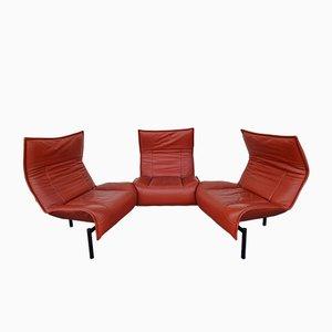 Veranda Sofa von Vico Magistretti für Cassina
