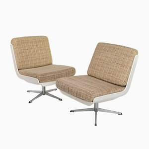 Mid-Century Club Chairs from Vario Pur, 1970s, Set of 2