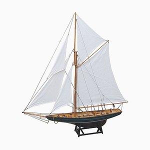 Wood Model of Julia Sailing Boat