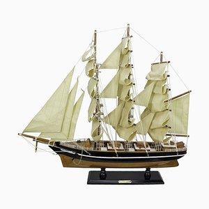 Modello in legno di Julia Sailing Boat