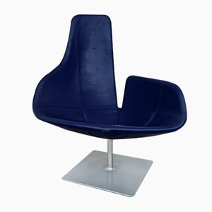Fjord Swivel Chair by Patricia Urquiola for Moroso, 2000s