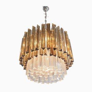 Trilobi Murano Glass Chandelier