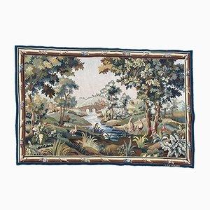 Französischer Mid-Century Aubusson Wandteppich, 1950er