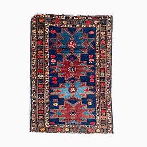 Antique Caucasian Guwan Carpet, 1890s